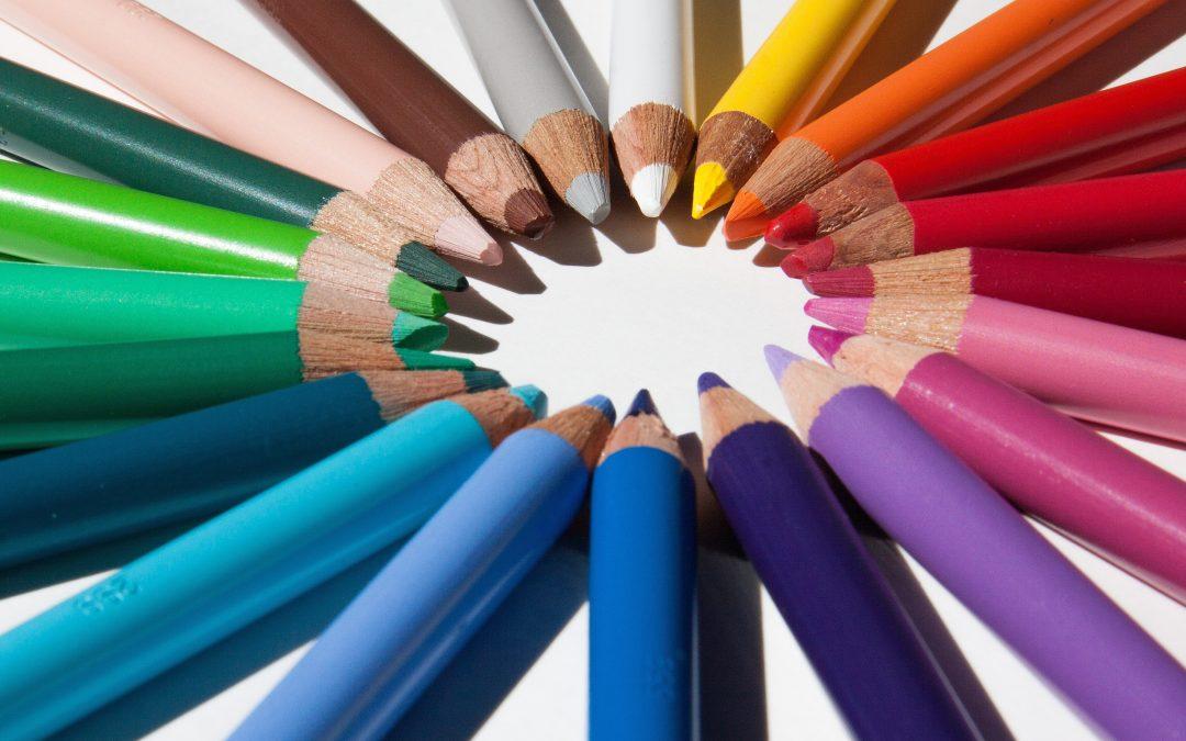 Как да изберем цветовете в детската стая?