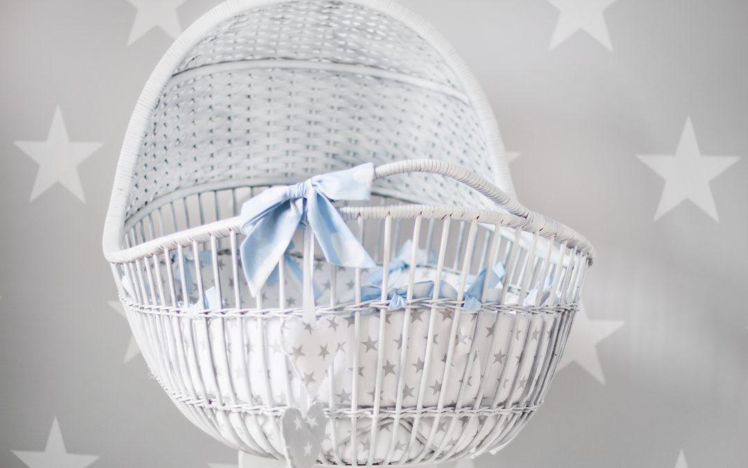 Какви мебели да сложим в стаята на бебето?